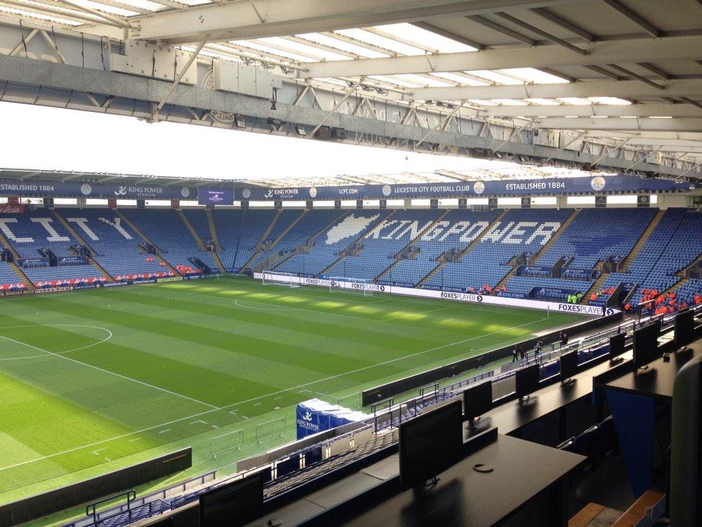 Sunderland AFC on Twitter The stage is set at the King Power 1024x768