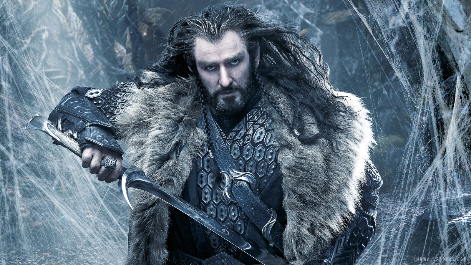 Thorin in The Hobbit 2 HD Wallpaper   iHD Wallpapers 1600x900