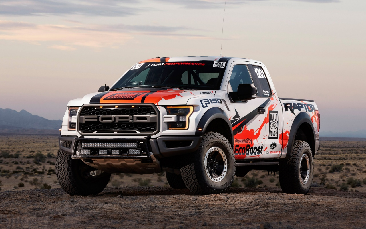 2016 Ford F 150 Raptor 3 Wallpaper HD Car Wallpapers 1280x800