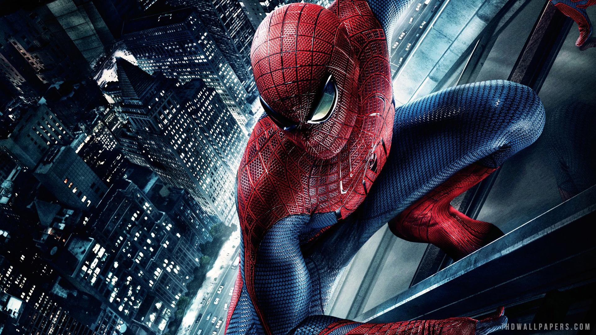 Amazing Spider Man Movie HD Wide Wallpaper   1920x1080 Resolution 1920x1080