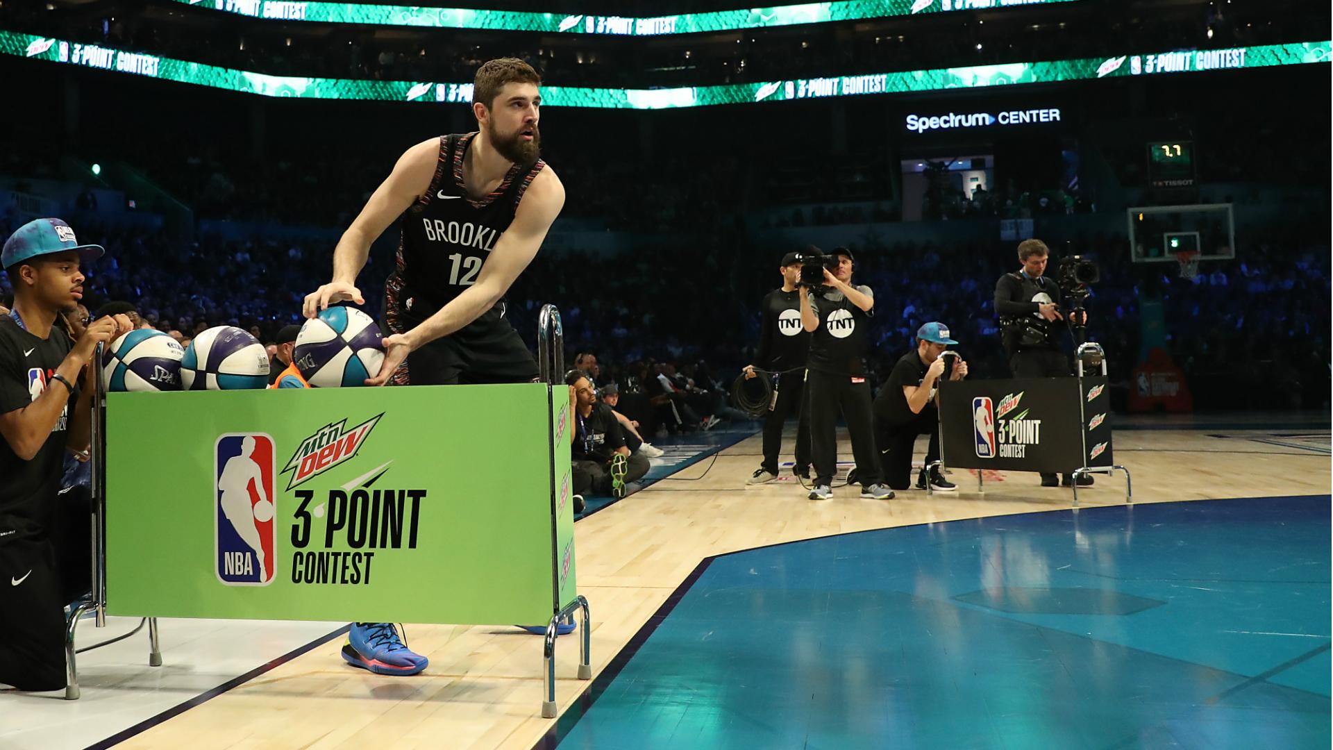 NBA announces 3 point Contest rule change participants Sporting 1920x1080