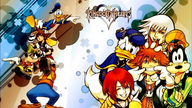 Moment With Kingdom Hearts HD Wallpaper kingdom hearts hd wallpaper 625x351