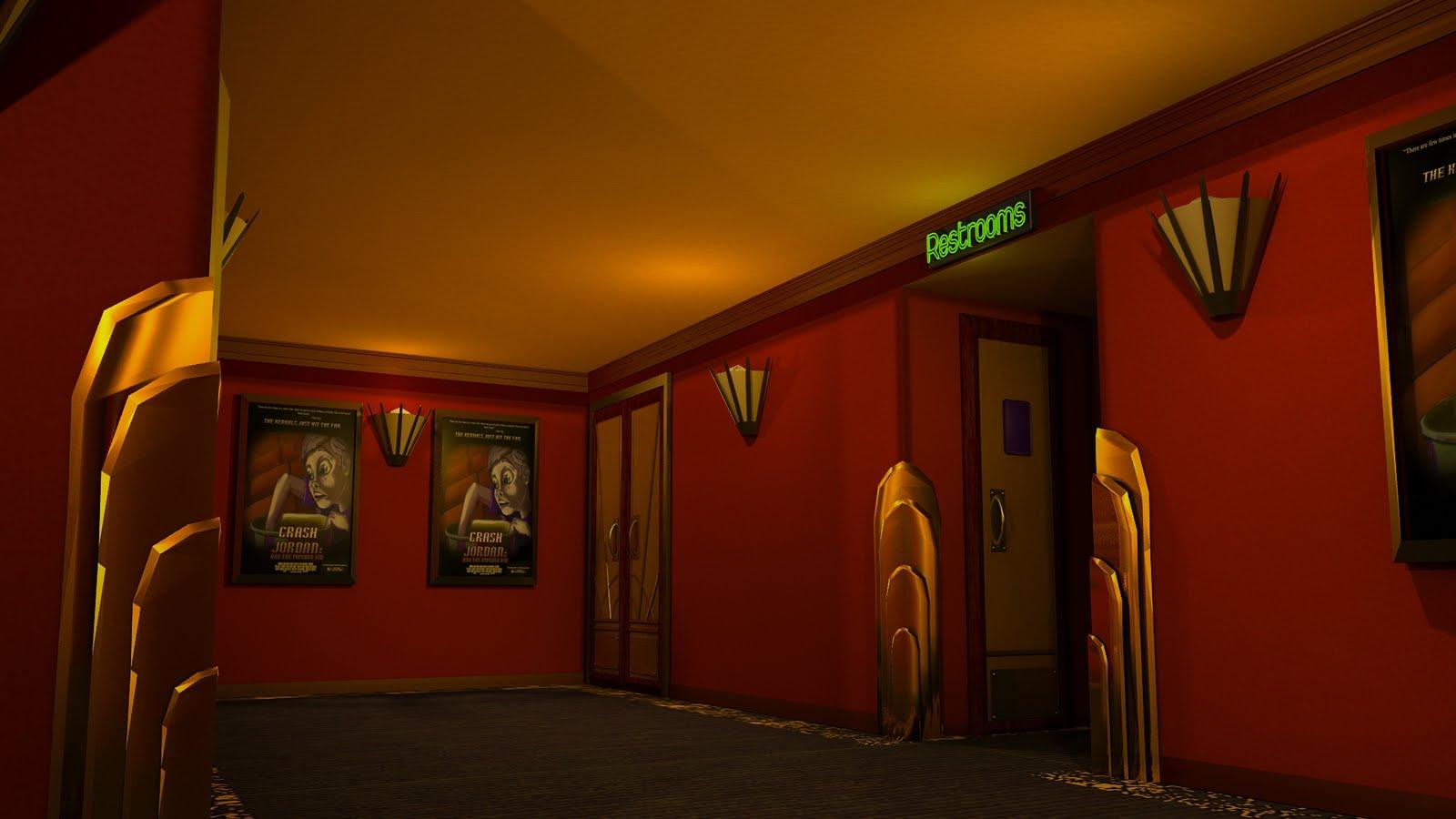 47 Movie Theater Wallpaper On Wallpapersafari