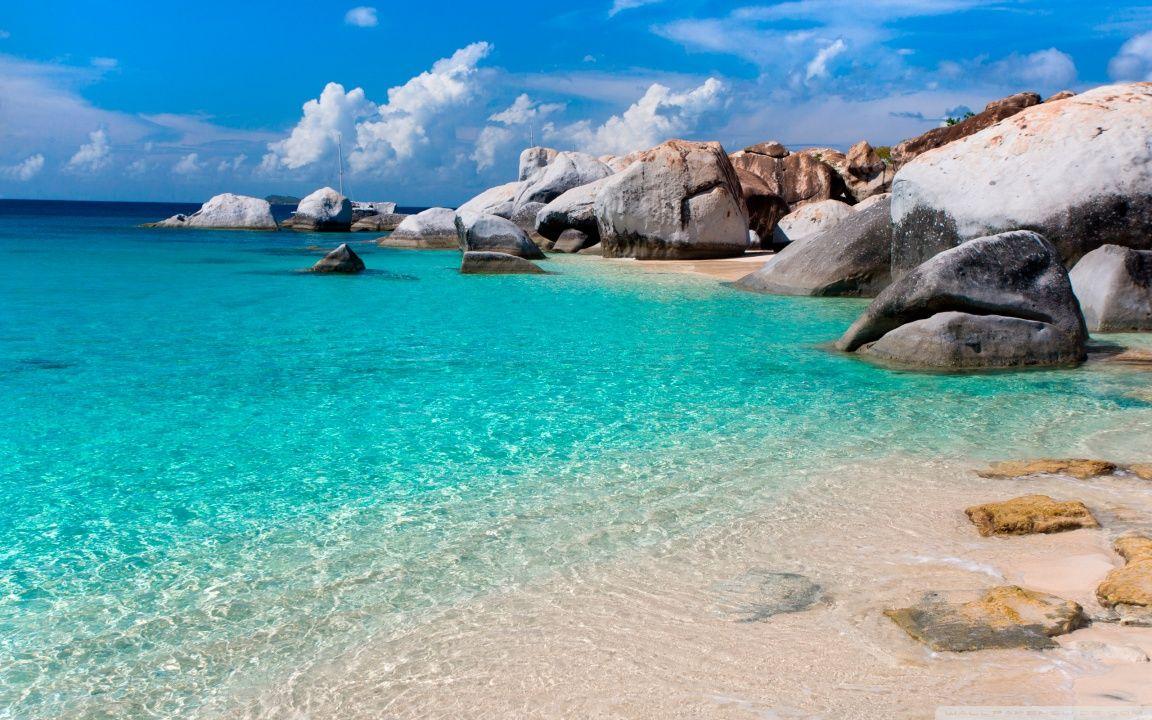 Beach Scenes Desktop Wallpapers   Top Beach Scenes Desktop 1152x720