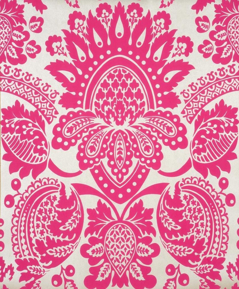 Pink Damask Wallpaper   Widescreen HD Wallpapers 800x967