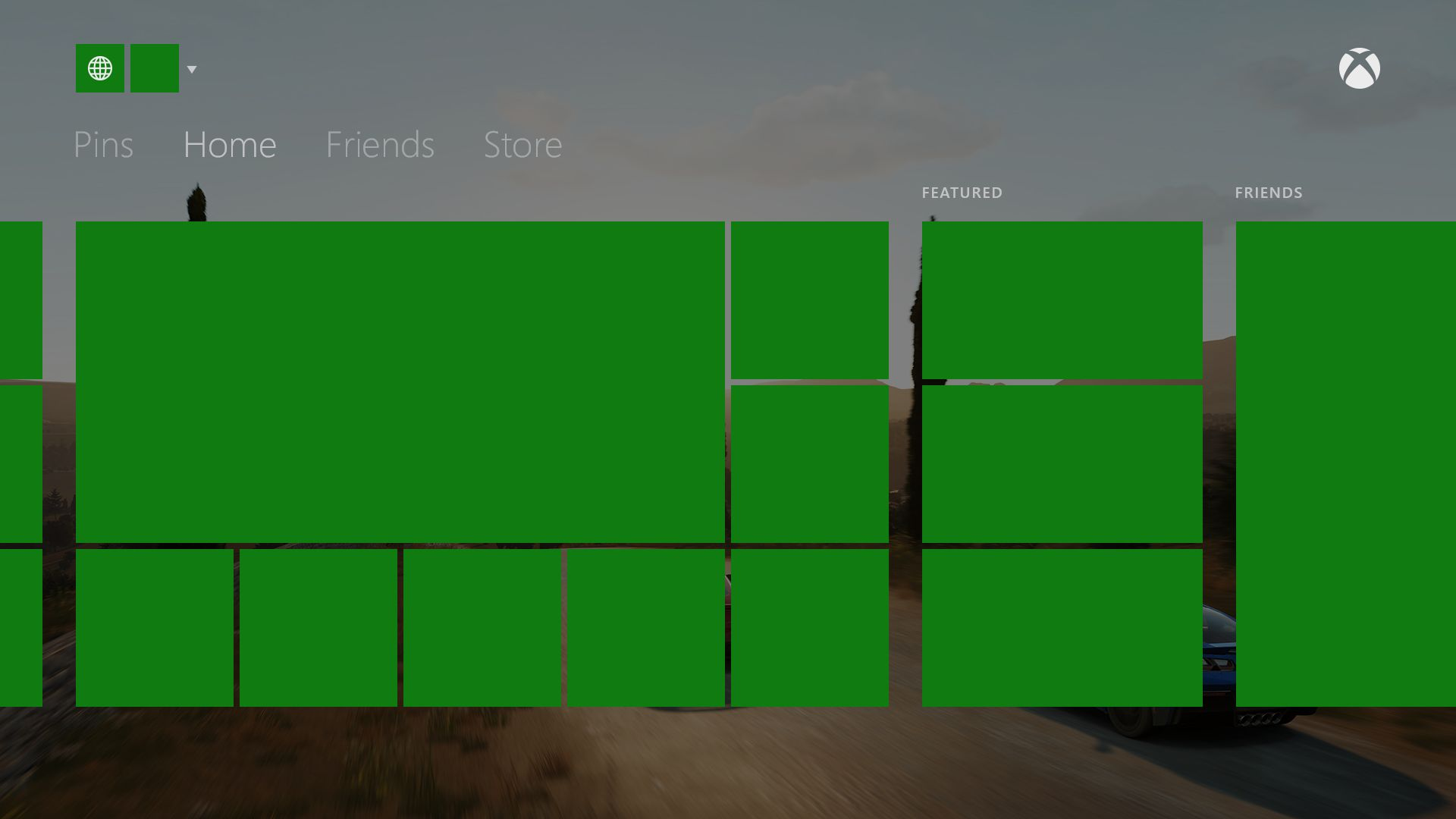 How to Make an Xbox One Custom Background   GameSpot 1920x1080