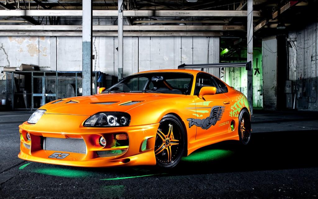 2015 toyota supra fast and furious Wallpaper   2016 Toyota 1024x640