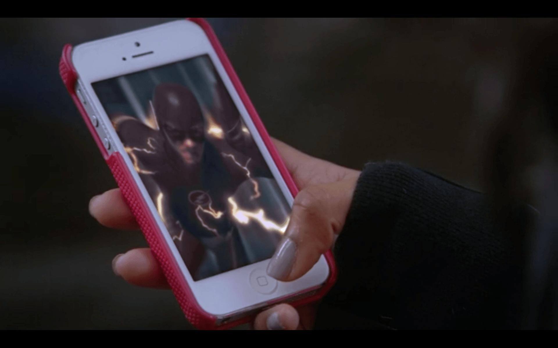 CW Flash iPhone Wallpaper - WallpaperSafari