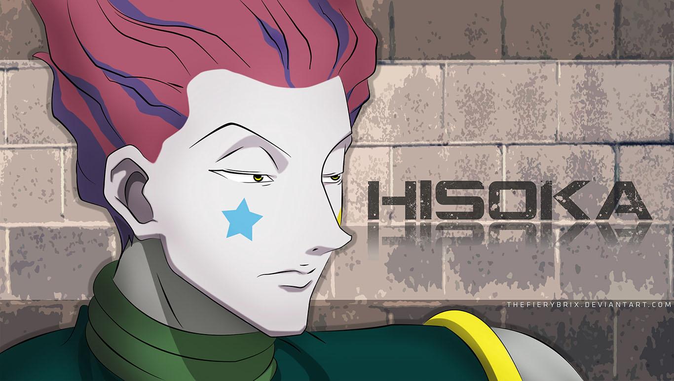 Free Download Hunter X Hunter Hisoka By Thefierybrix 1366x773