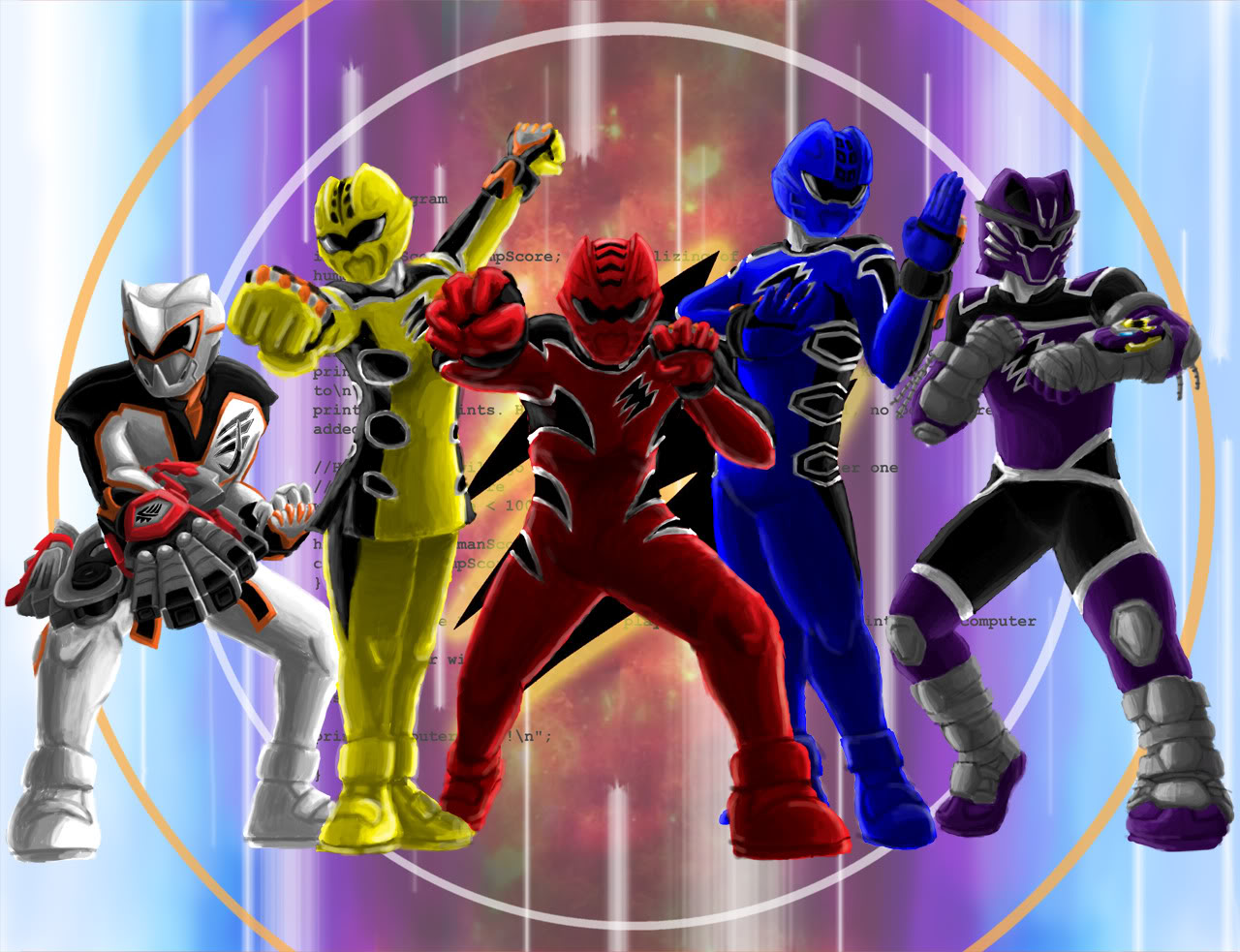 19+] Power Rangers Jungle Fury Wallpapers on WallpaperSafari