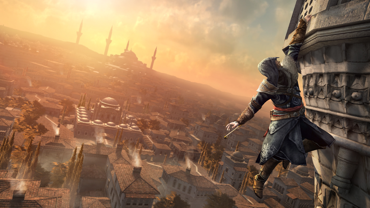 Assassin s Creed Revelations wallpaperjpg 1280x720