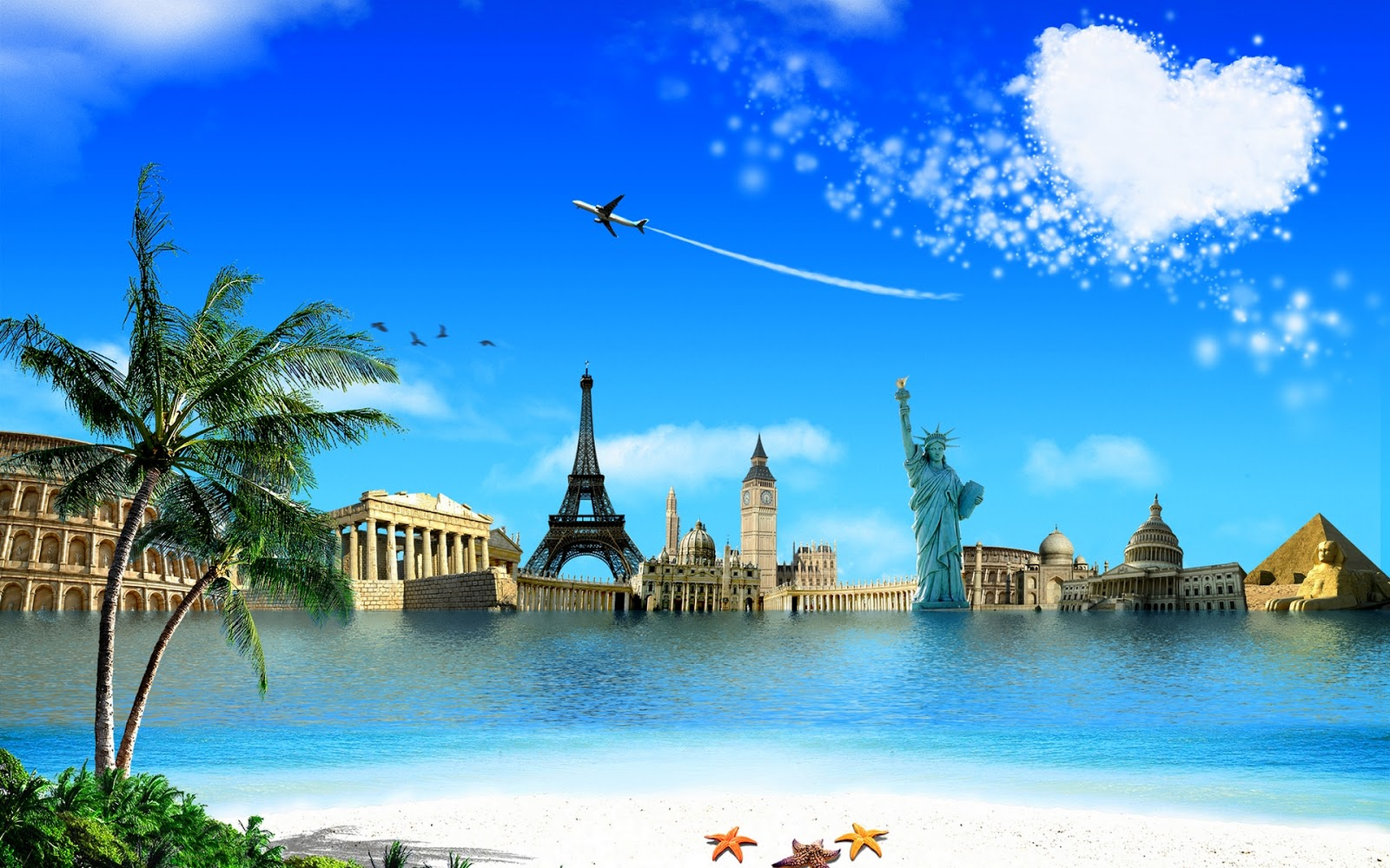 wonders of the World HD Wallpapers HD Wallpapers 1600x1000