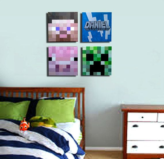 Minecraft Wall Related Keywords Suggestions   Minecraft Wall Long 570x552