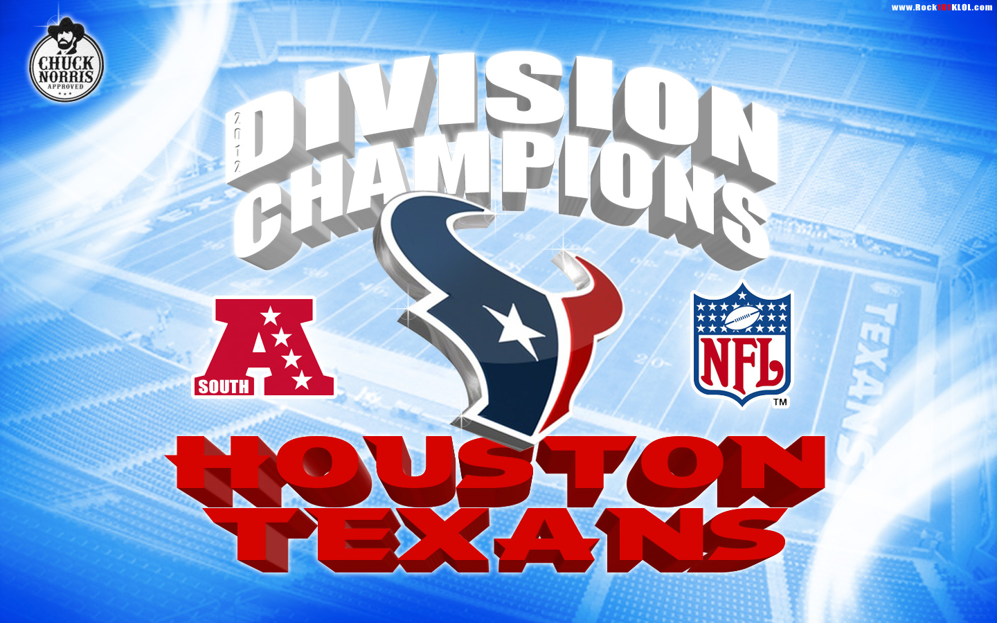 AFC South Division Champion Wallpaper   Houston Texans Message Boards 1440x900