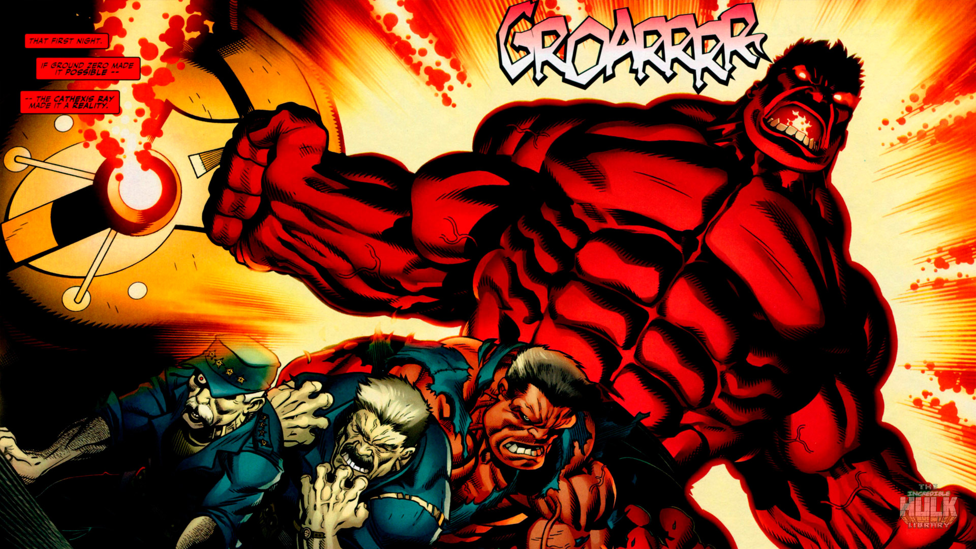 Red Hulk Wallpapers and Background Images   stmednet 1920x1080