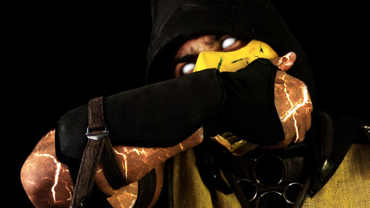 MKX Scorpion Mask Remove by razielalucard 1280x720