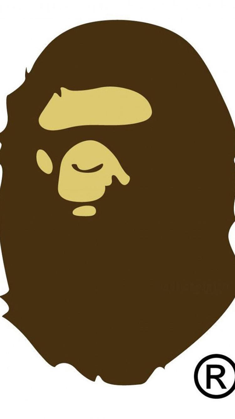 Bape Logo Bape Logo Iphone 6 Wallpapers 750x1334