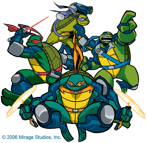 Ninja Turtles Wallpaper: Classic Ninja Turtles Wallpaper