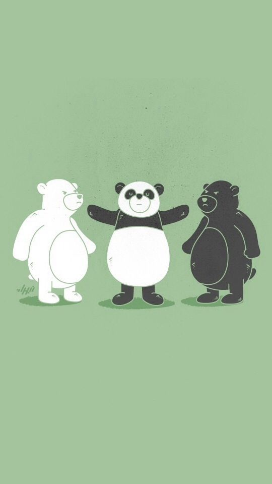 Pandas Iphone wallpaper iPhone Wallpaper Pinterest 540x960