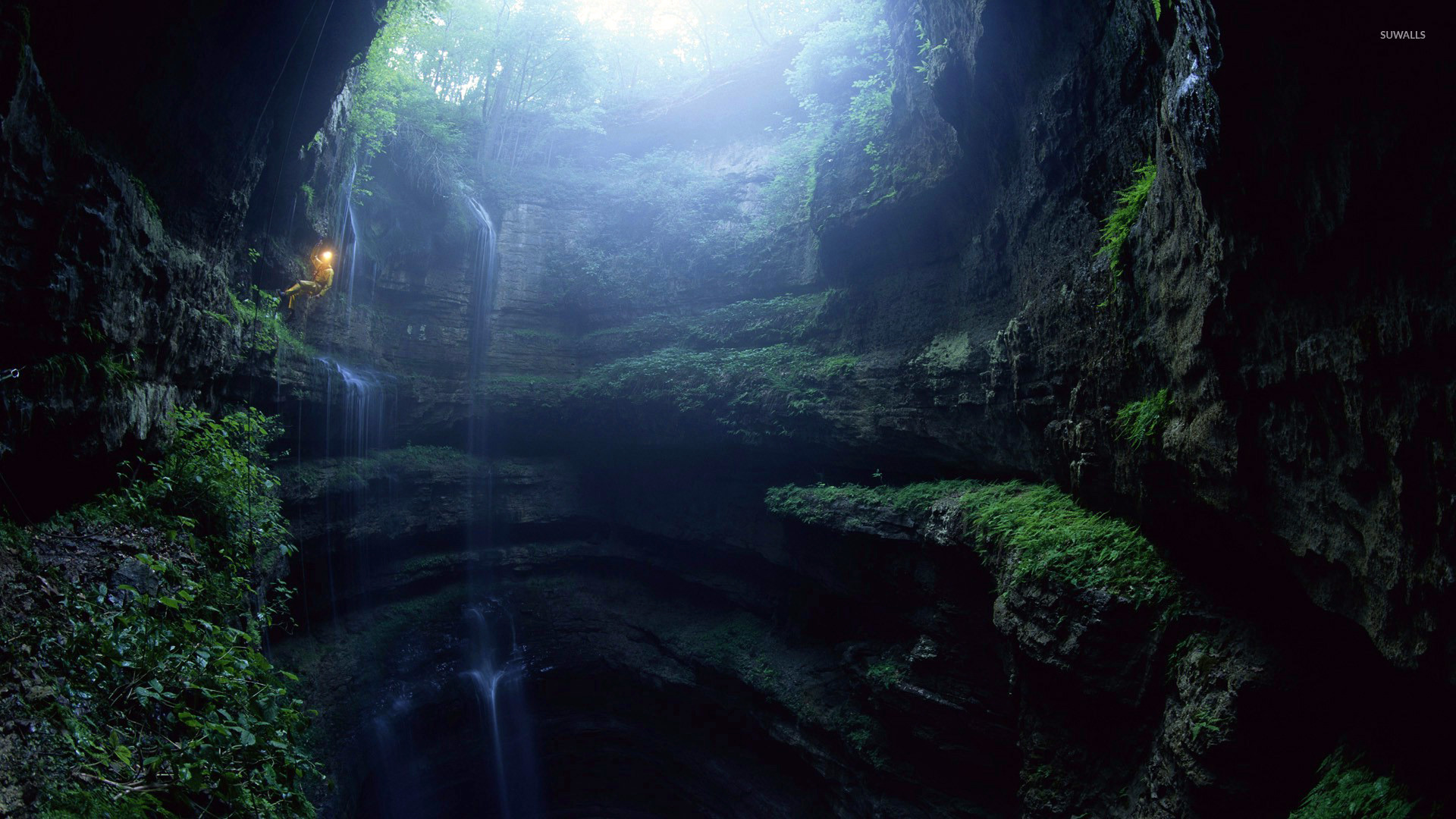 Jungle Cave wallpaper   Photography wallpapers   16497 1920x1080