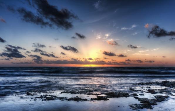Wallpaper akumal beach mexico dawn wallpapers landscapes   download 596x380