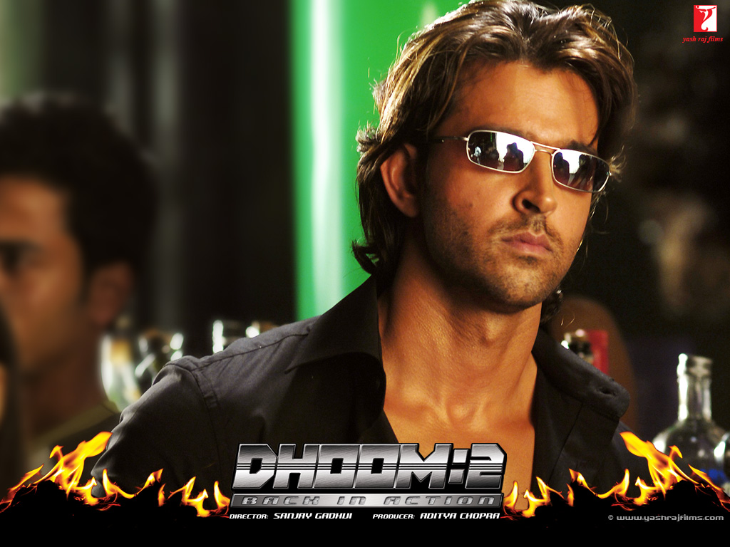 Dhoom 2 Dhoom 2 Wallpapers 1024x768