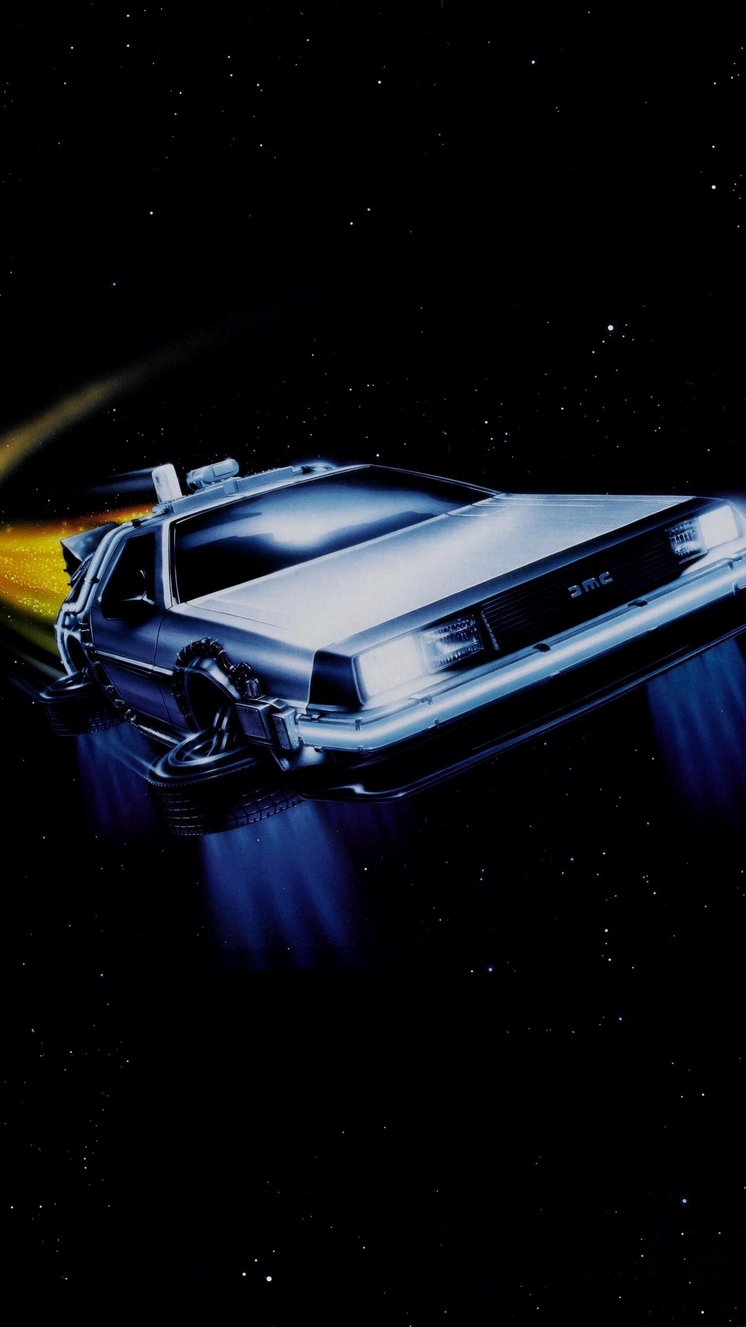 Back to the Future Part II 1989 Phone Wallpaper Future 1536x2732