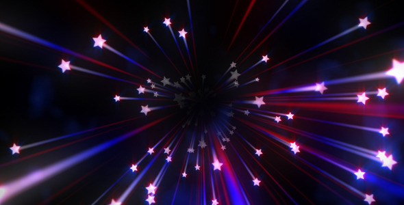 Motion Graphics   Elegant Shooting Stars Background Pack02 VideoHive 590x300