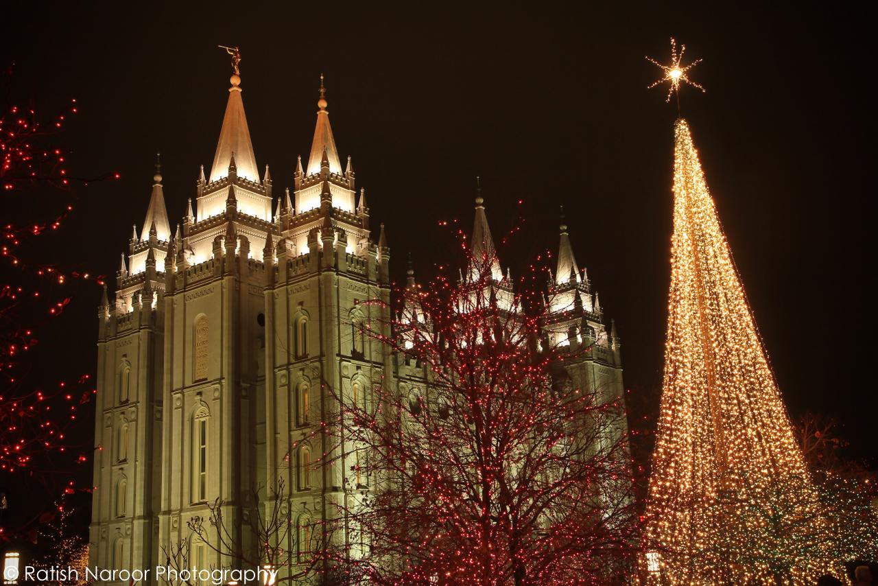 download temple square christmas lights salt lake city 1280x854