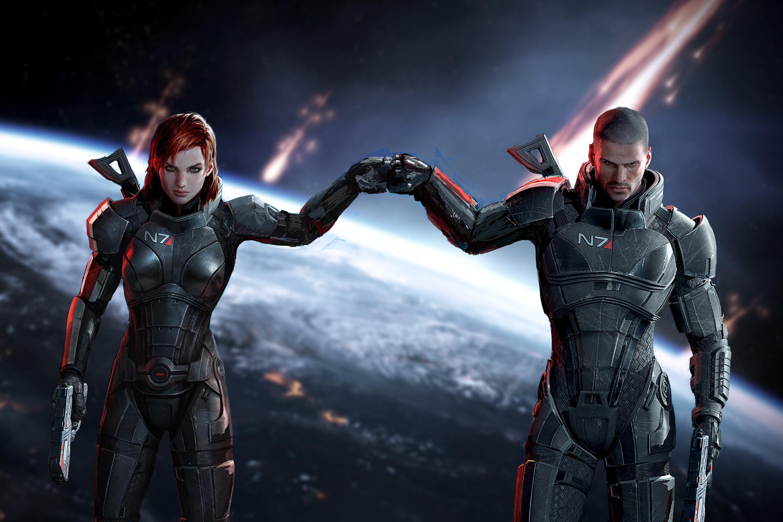 Mass Effect Wallpaper Awesome 6p2aw48f Yoanu 3000x2000