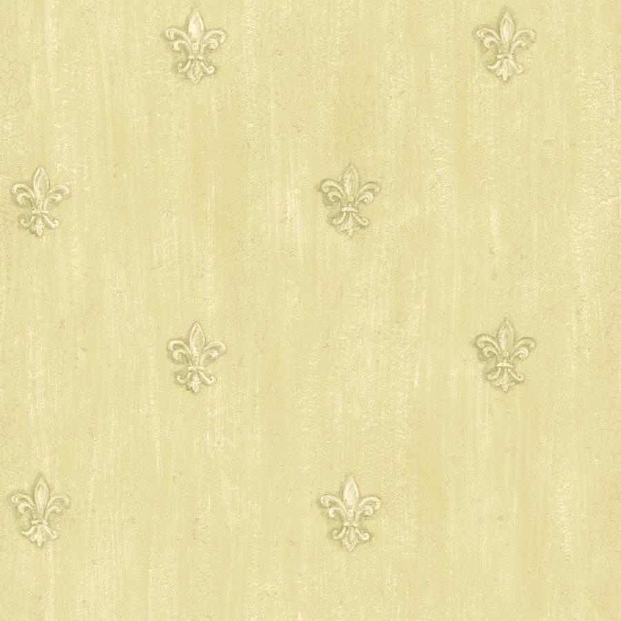 Shop York Wallcoverings Fleur De Lis Wallpaper at Lowescom 900x900