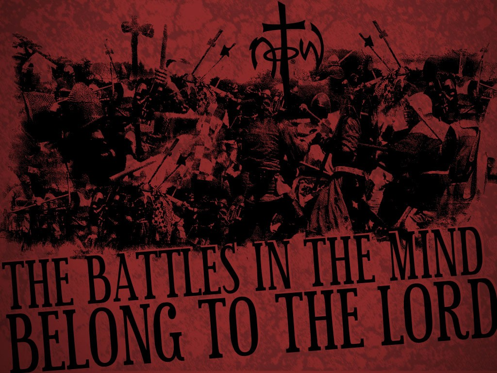 NOTW   Battles in the Mind Wallpaper   Christian Wallpapers and 1024x768