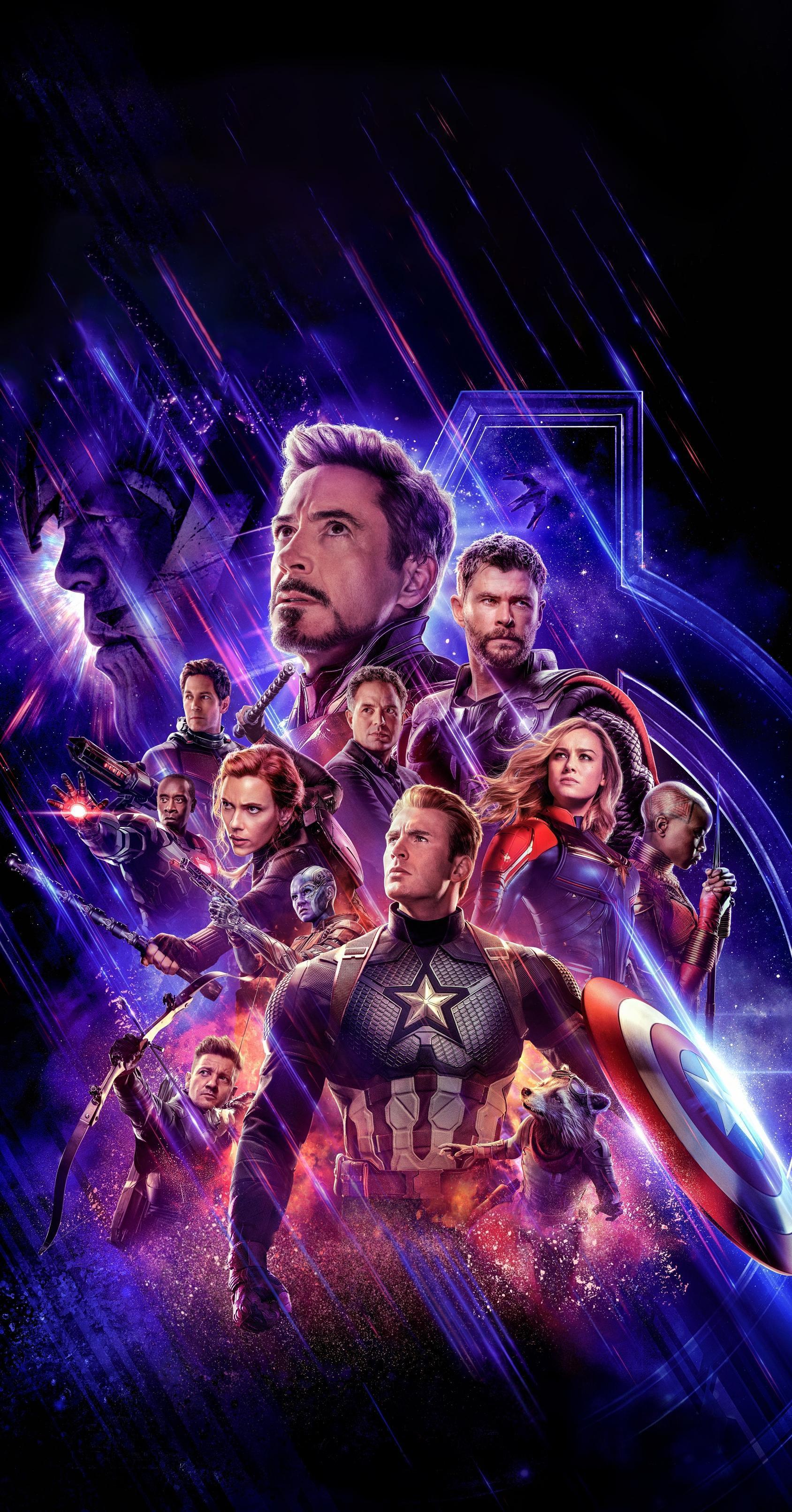 32+ Marvel Studios Avengers Endgame Wallpapers on ...