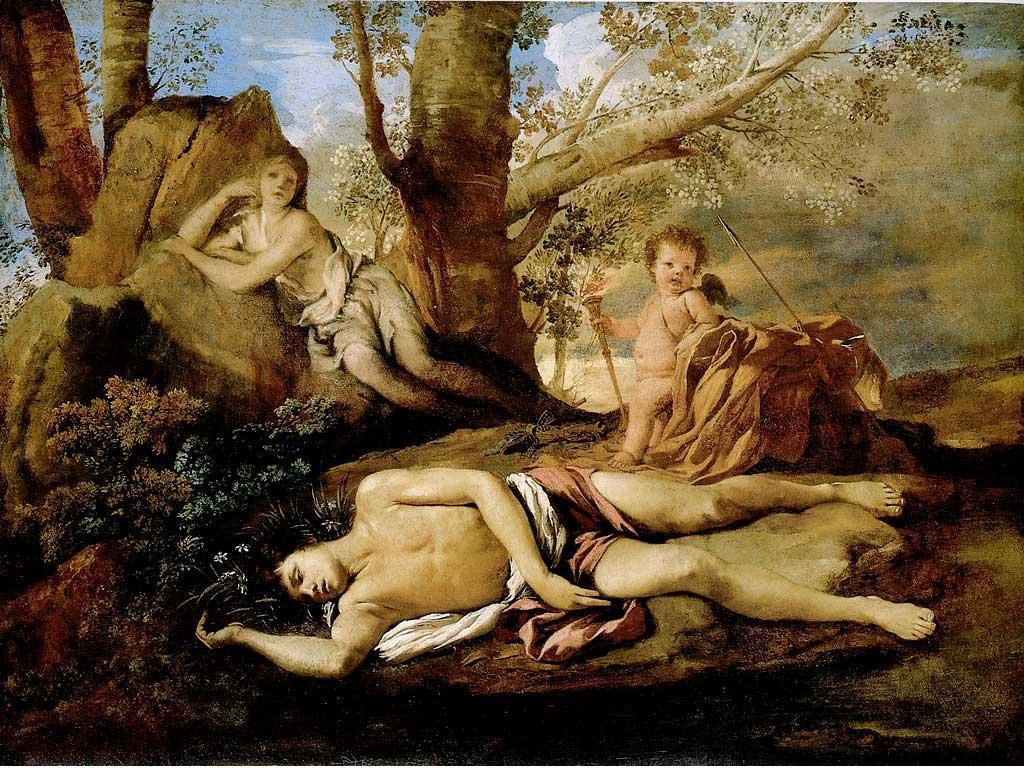 Echo and Narcissus   Greek Mythology Wallpaper 11941058 1024x768