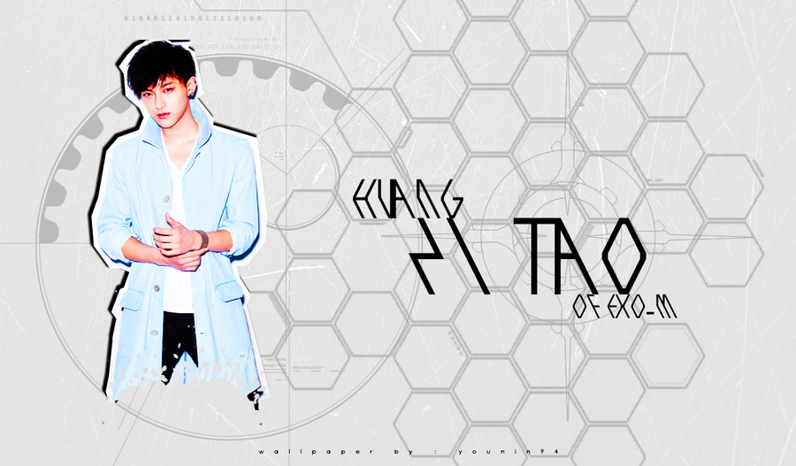 Tao of EXO M wallpaper by kimyounin 900x527