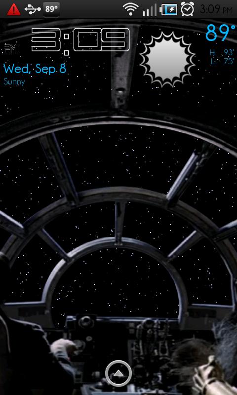 50 Star Wars Wallpaper For Android On Wallpapersafari