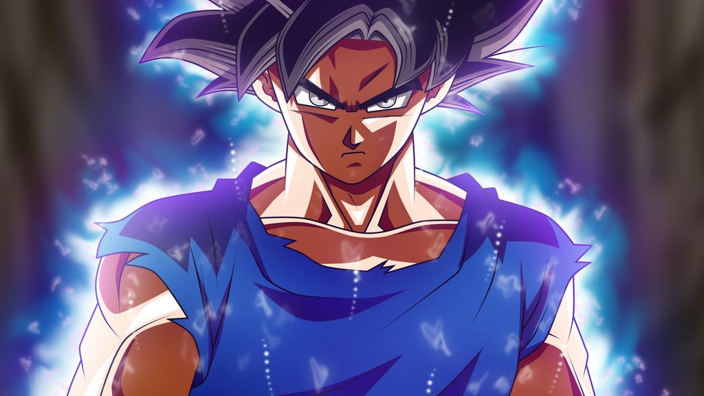 Son Goku Ultra Instinct Form by rmehedi 1024x576