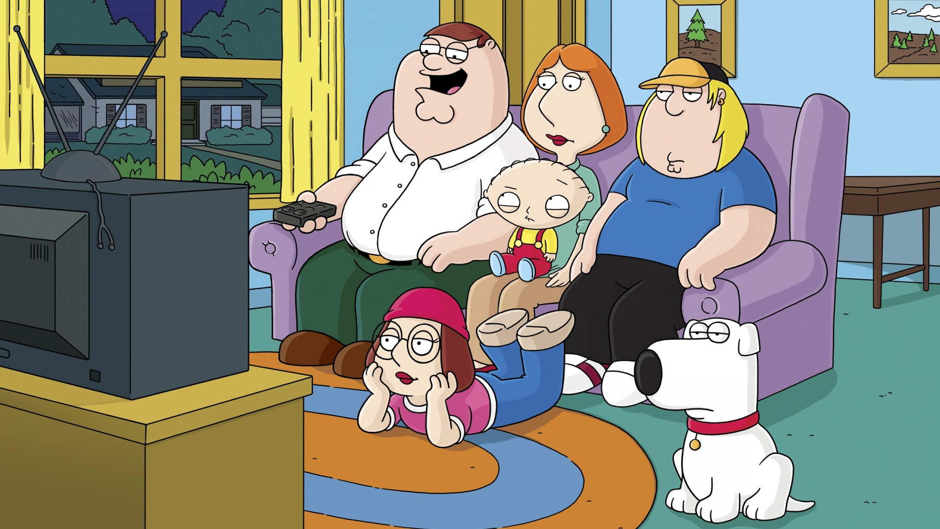 family guy   Family Guy Photo 32854281 1920x1080