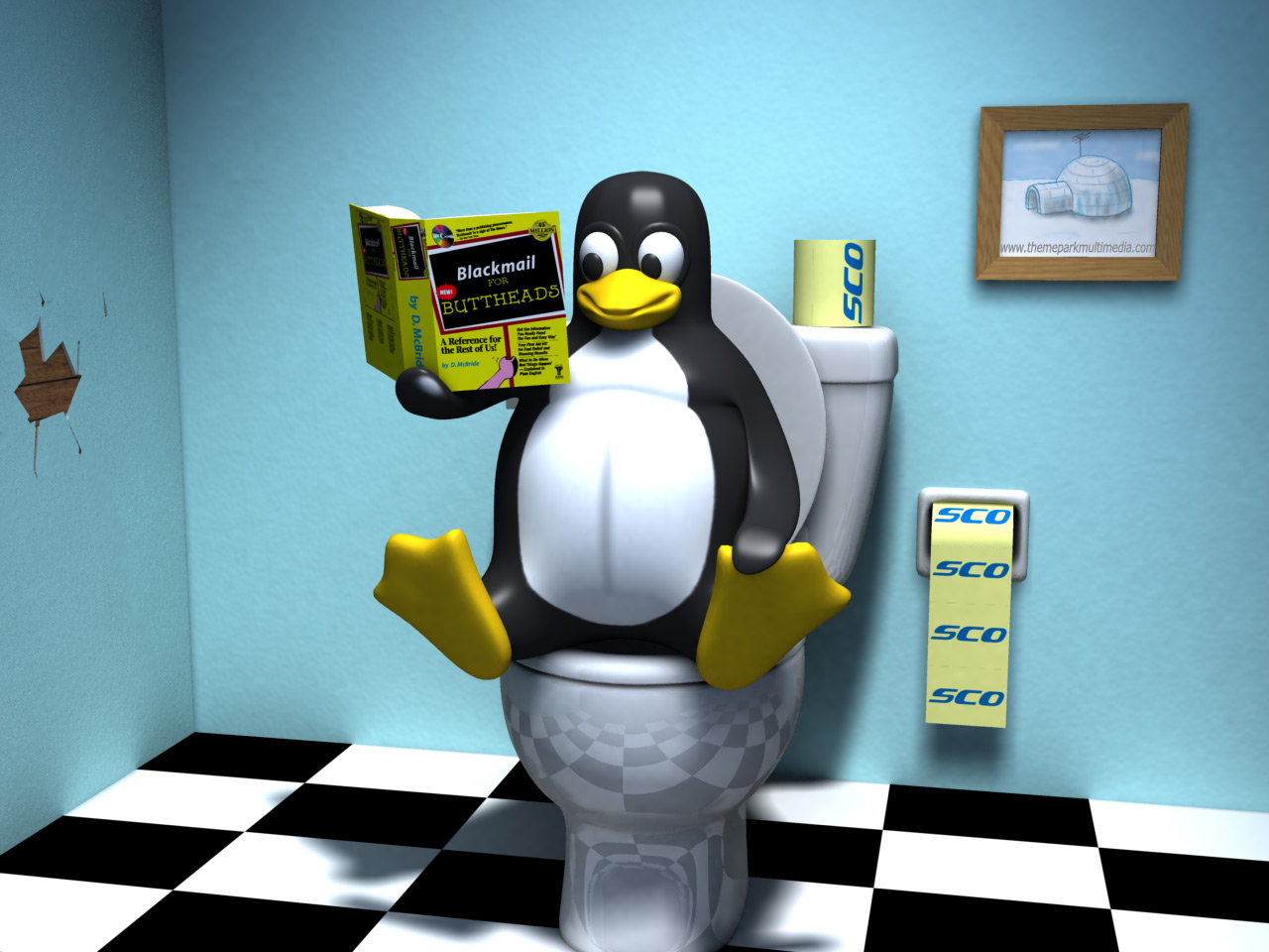 Linux vs Windows Wallpapers   HD Wallpapers 1280x960