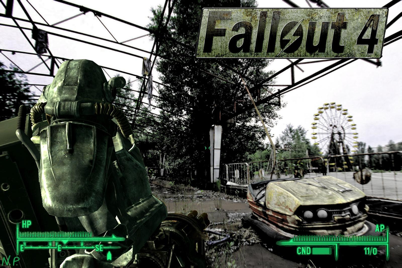 Fallout 4 6 Cool Hd Wallpaper Wallpaper 1600x1067