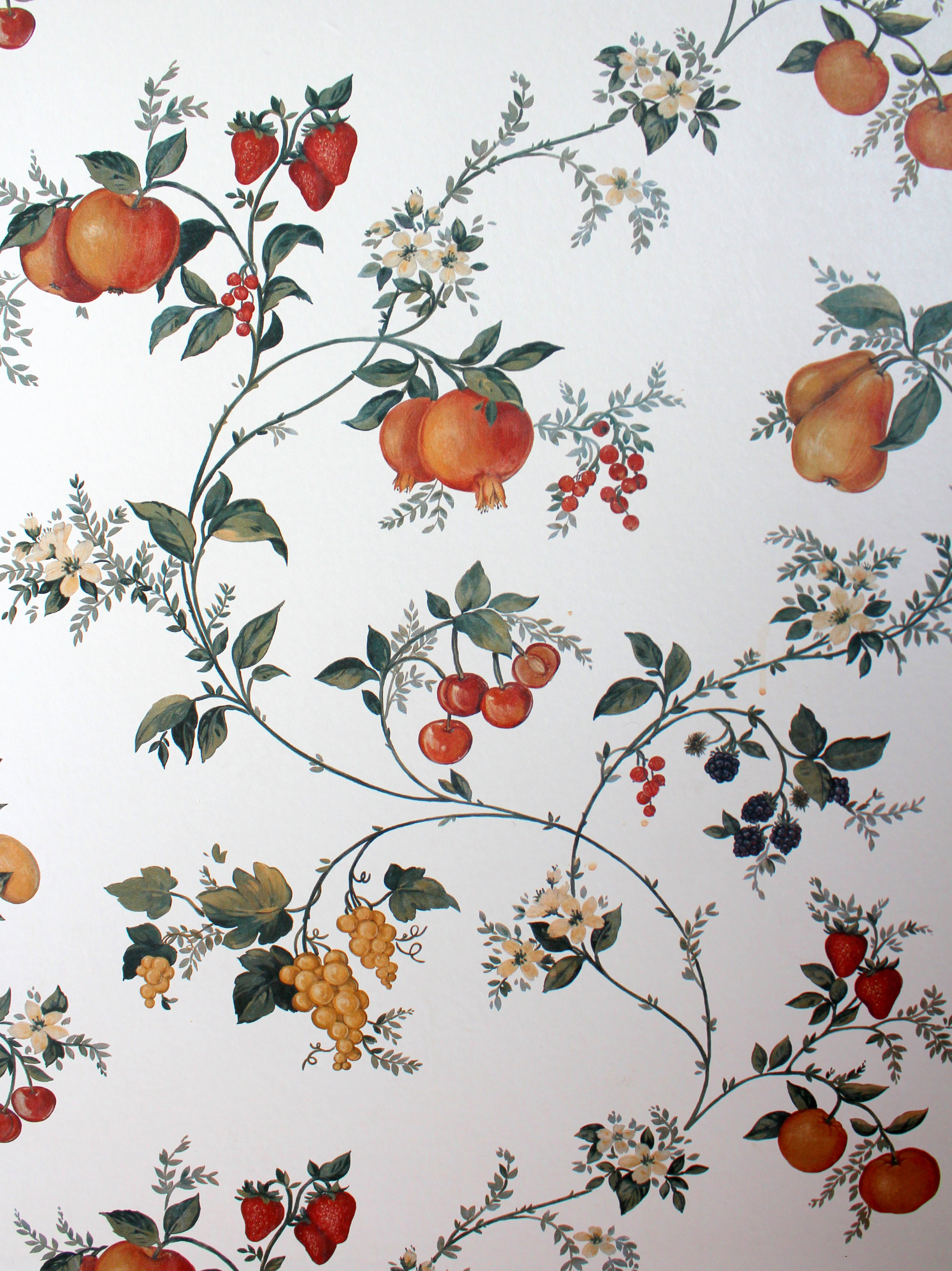 [44+] Wallpaper for Kitchens with Fruit on WallpaperSafari