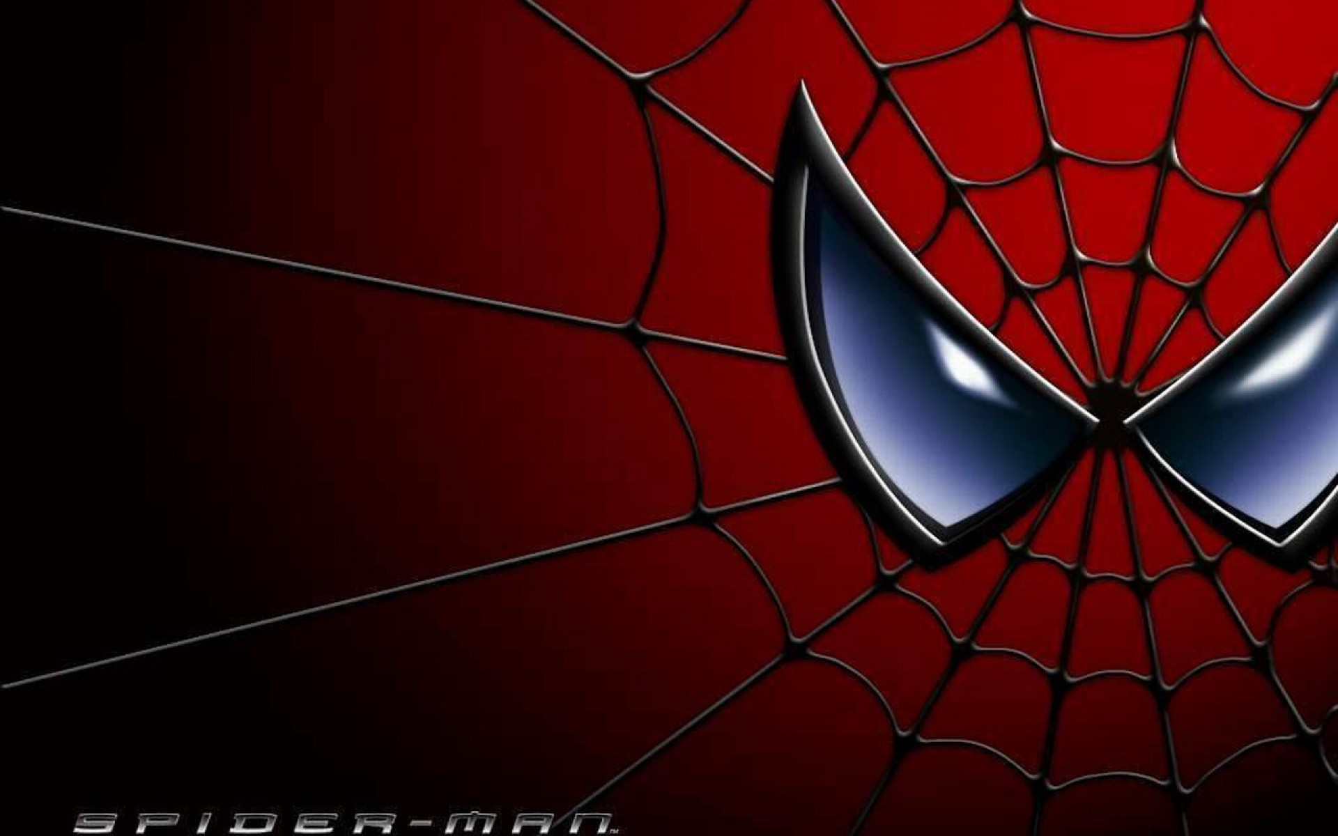 Spiderman Logo wallpaper 215574 1920x1200