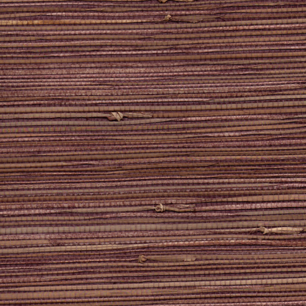 Aubergine Natural Grasscloth Wallpaper   The Natural Furniture Company 1000x1000