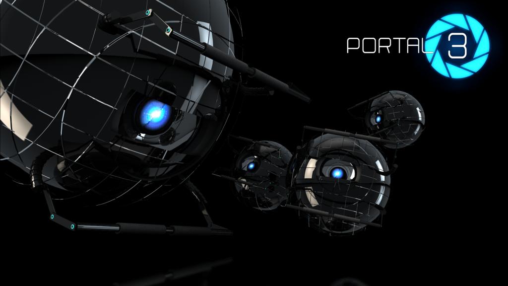 Portal 3 Wallpaper by GuMNade 1024x576