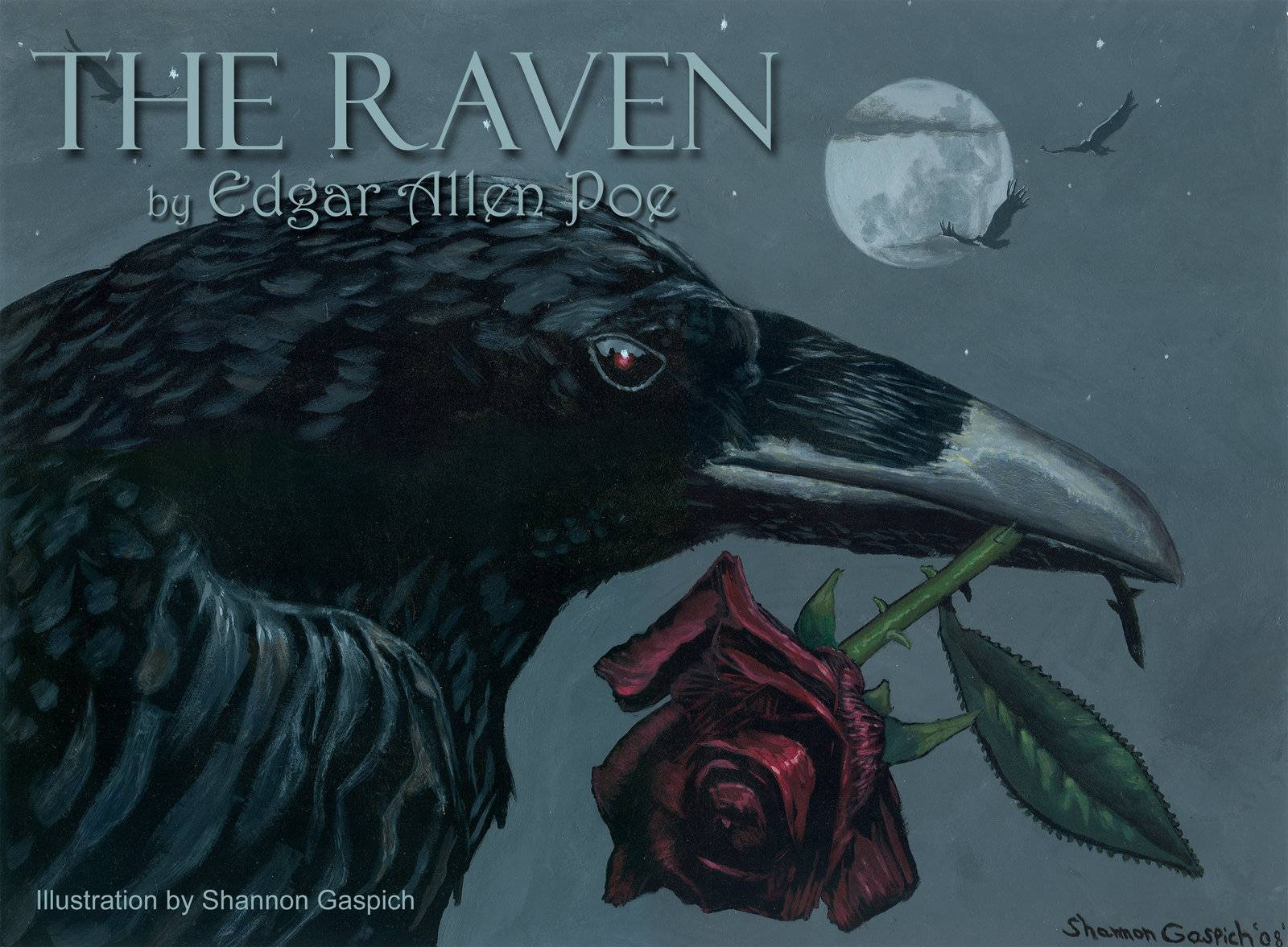 The Raven Wallpaper Wallpaper for The Raven The Raven is a 1600x1176