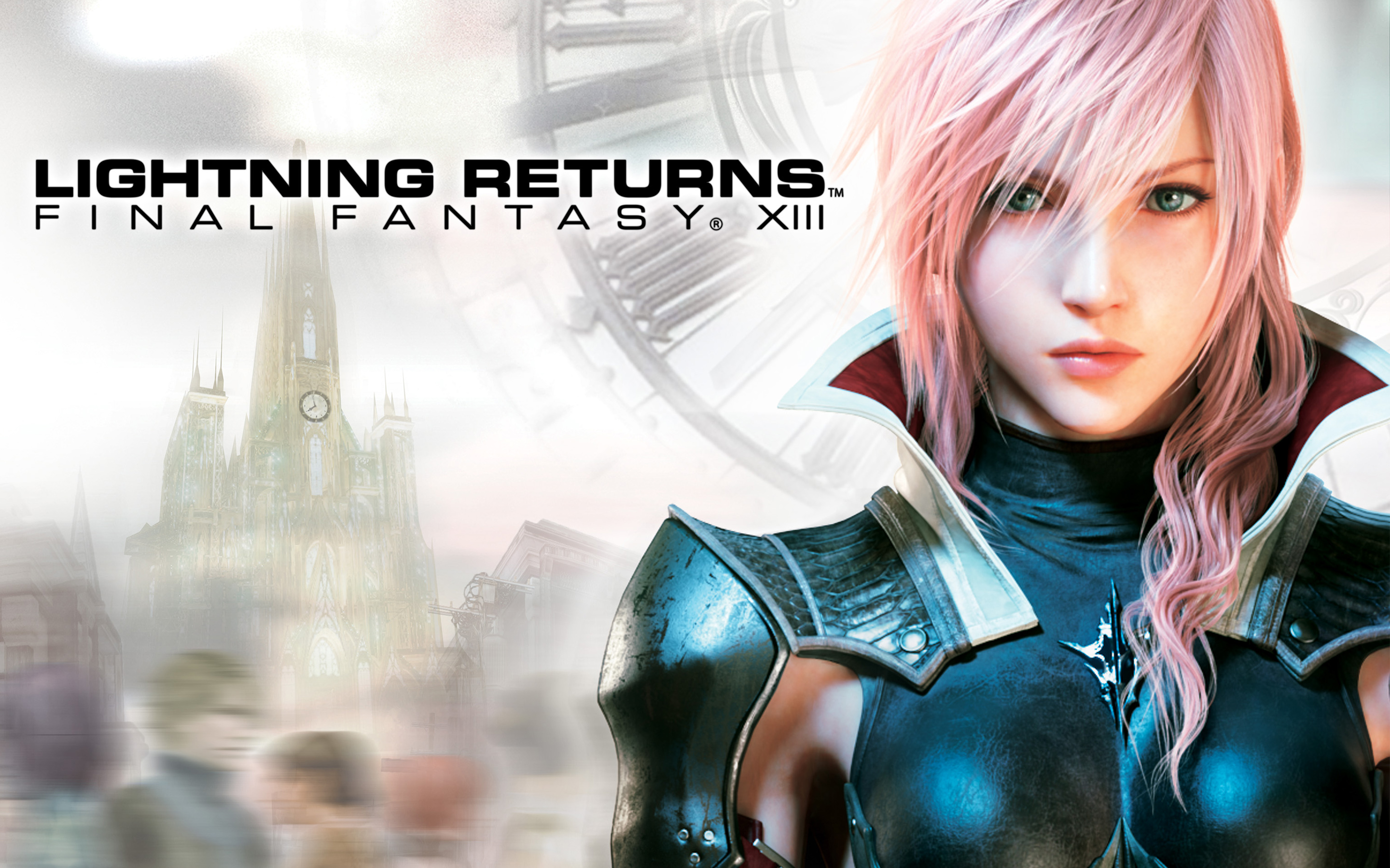 Final Fantasy Lightning Returns   WALLPAPER 2880x1800