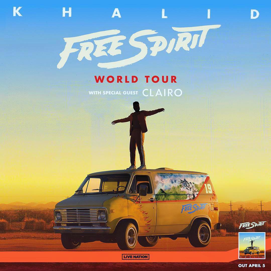 [17+] Khalid Free Spirit Wallpapers on WallpaperSafari