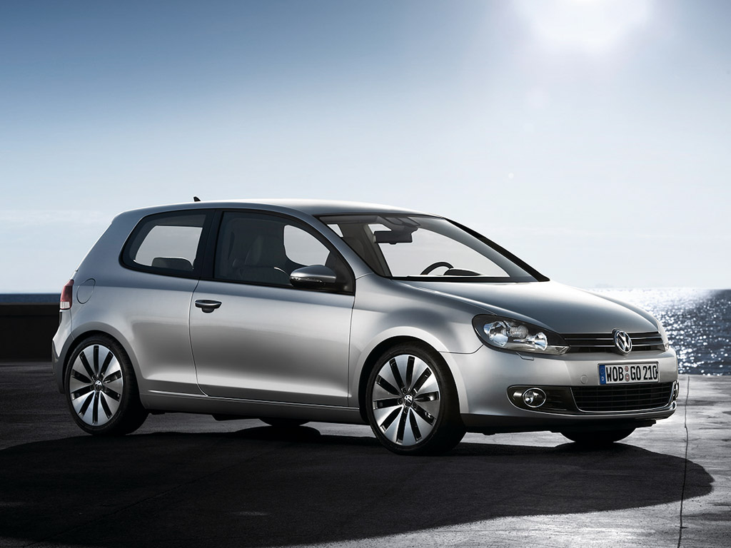 VW Golf VI   Pictures and Wallpapers 1024x768