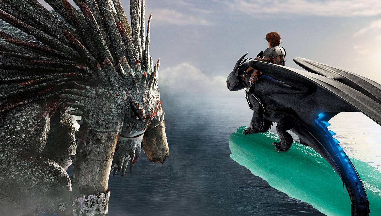 Dragos Bewilderbeast Explore How To Train Your Dragon 1500x851