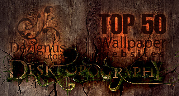 Top 50 Wallpaper Websites 575x308